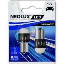Neolux LED NP2160CW-02B P21W 6000K 2db/bliszter