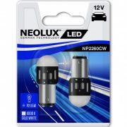 Neolux NP2260CW-02B BAY15d Cool White P21/5W 2db/bliszter