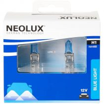 Neolux Blue Light N448B-SCB H1 12V