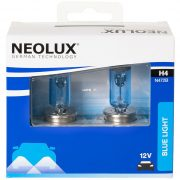 Neolux Blue Light N472B-SCB H4 12V