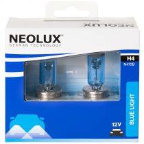 Neolux Blue Light N472B-SCB H4 12V