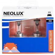NEOLUX N472EL-SCB EXTRA LIGHT H4 60/55W 12V