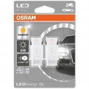 Osram LEDriving SL 3548YE-02B P27/7W 12V 1,9W sárga