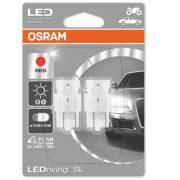 Osram LEDriving SL 7716R-02B W21/5W Red