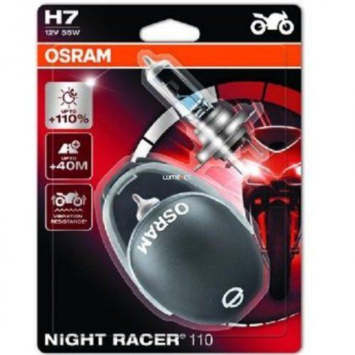 Osram Night Racer 110 64210NR1-02B H7 +110% 2db/bliszter