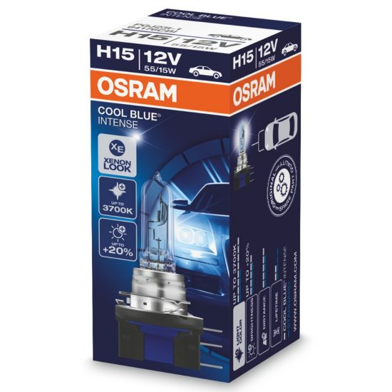 Osram Cool Blue Intense 64176CBI H15