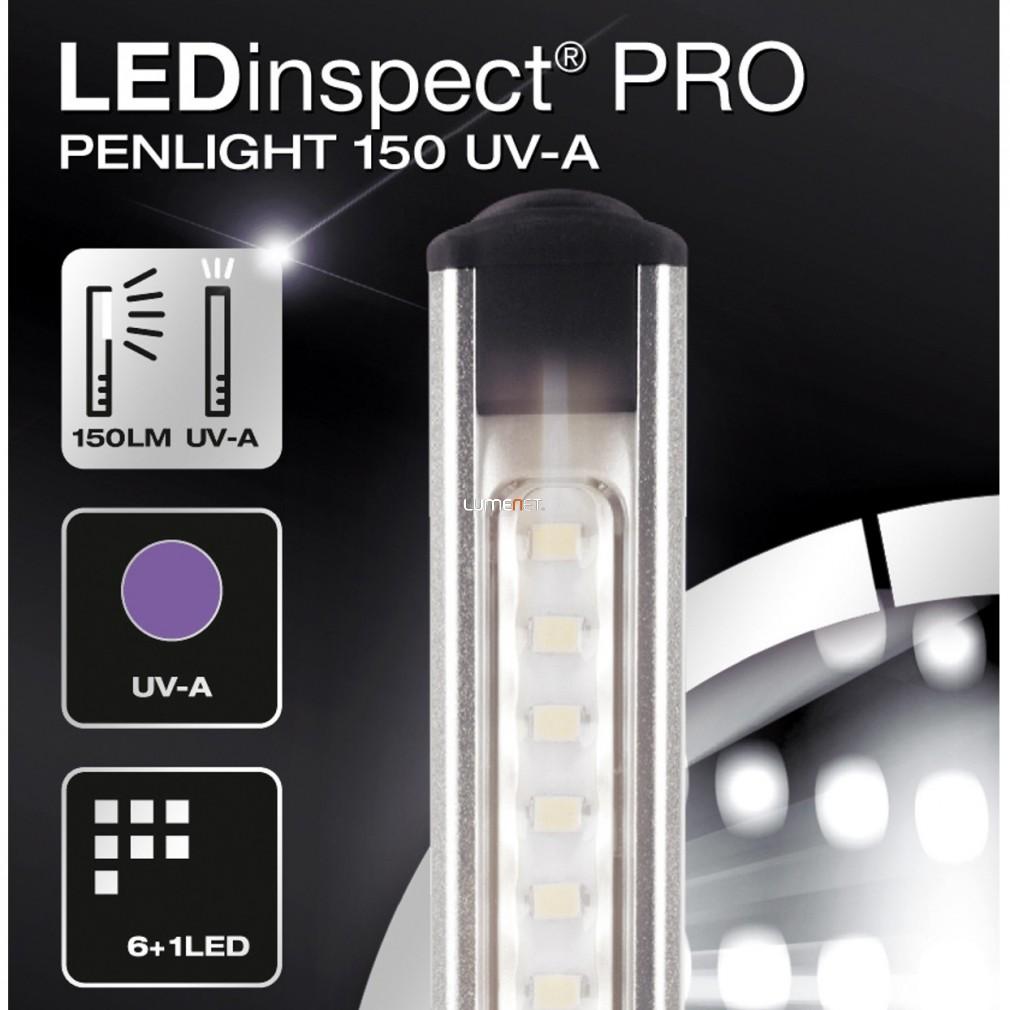 Osram LEDinspect Penlight 150 UV-A szerelő lámpa