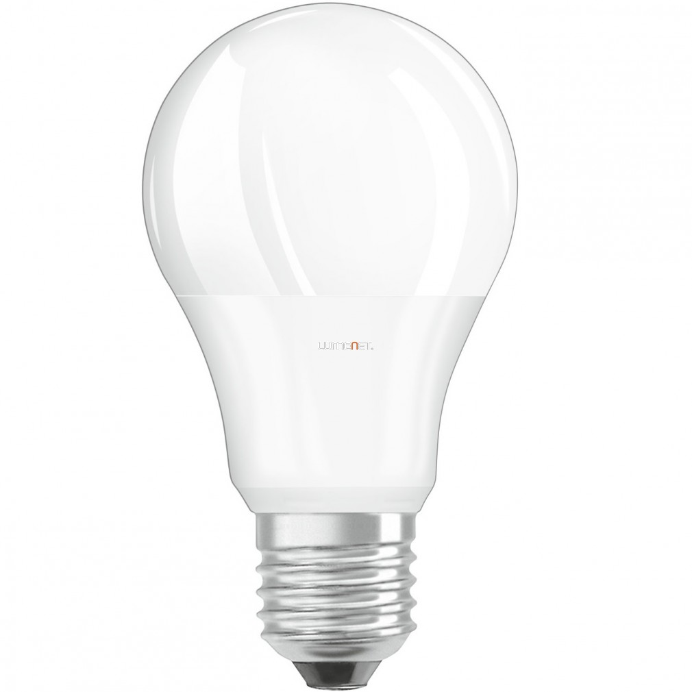 Osram CL A 60 8,5W/4000K hideg fehér E27 806lm LED 3év garancia - 60W izzó kiváltására