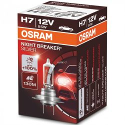 Osram Night Breaker Silver H7 +100