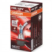 Osram Night Breaker Laser H8 +150% dobozos