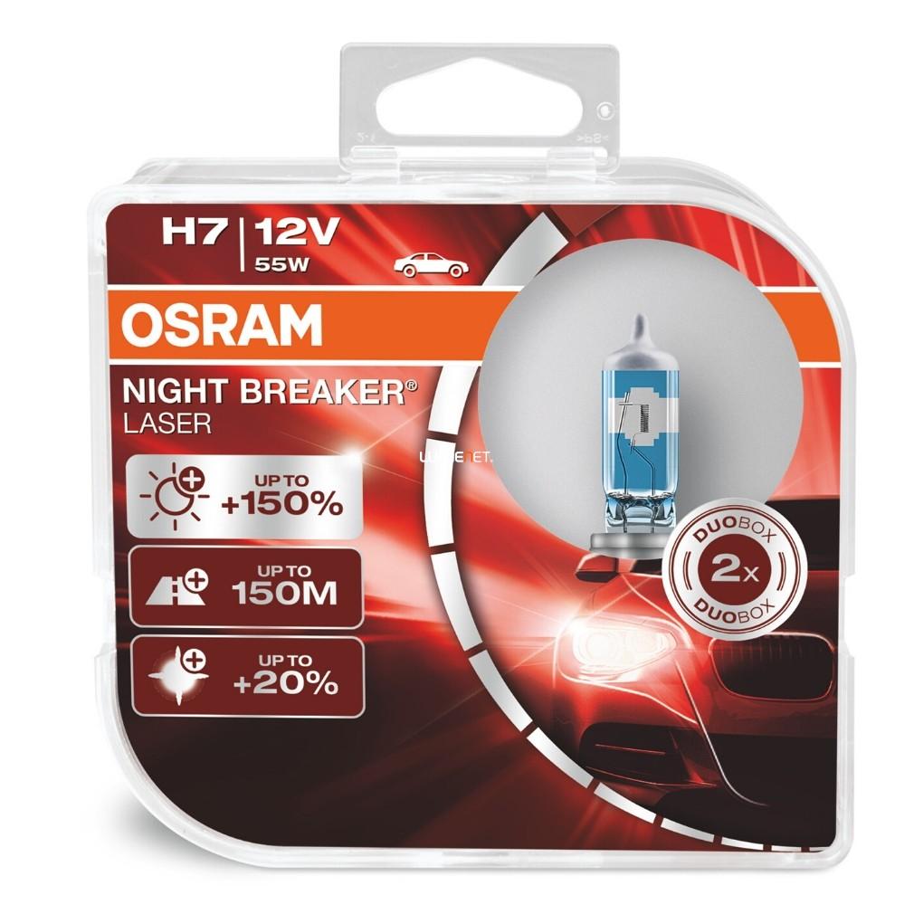 Osram Night Breaker Laser H7 150%