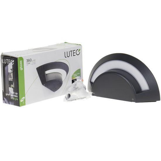 Lutec 1880SGR GHOST 7W LED IP54 fali szürke kültéri lámpa