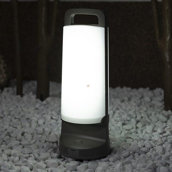 Lutec P9041 SI DRAGONFLY 1,3W LED IP54 napelemes szürke kültéri lámpa