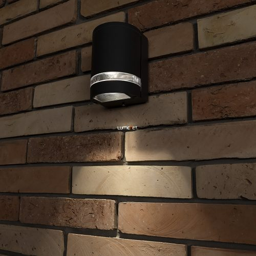 Lutec 6041 GR FOCUS 35W GU10 IP44 fali lefele világító szürke kültéri lámpa