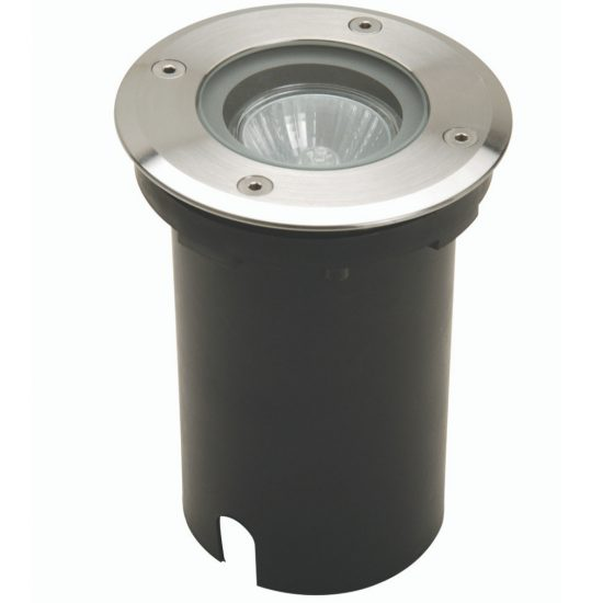 LUTEC 7005A BERLIN 35W GU10 IP67 süllyeszthető nemesacél nemesacél kültéri lámpa