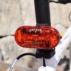 Cateye TLLD135R Omni 3 hátsó kerékpár lámpa