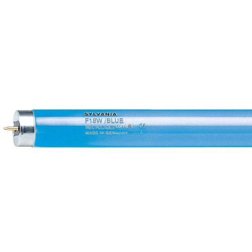 Sylvania F 18W/T8/R BLUE/kék 0002563 598mm