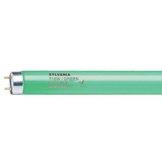 SYLVANIA F 58W/T8/R GREEN/zöld 0002570 1500mm