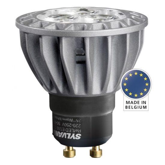 SYLVANIA RefLED COOLFIT ES50 5,5W 827 40° GU10 led 0026361