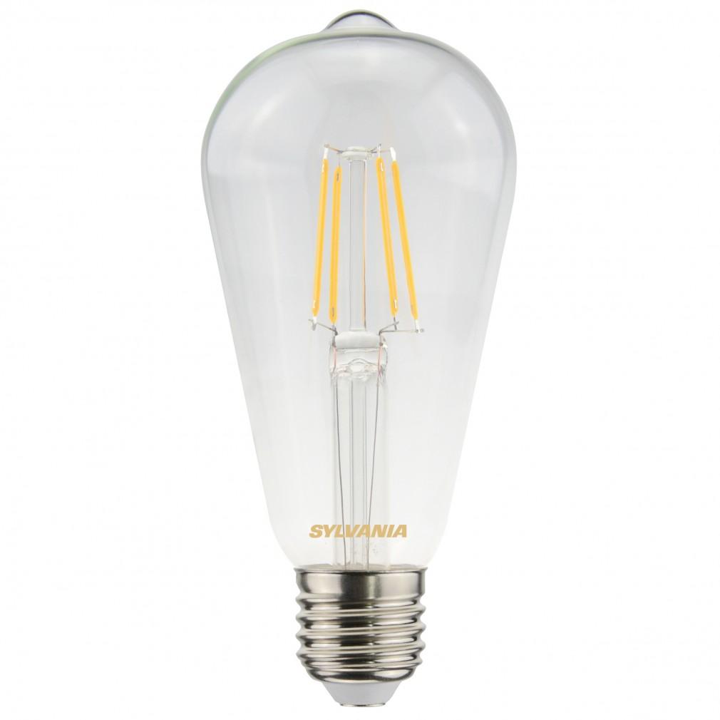 Sylvania ToLEDo Retro ST64 V3 4,5W E27 470lm 2700K 0027175 LED