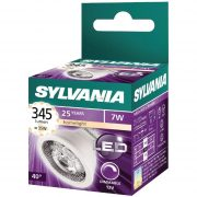 Sylvania RefLED+ 7W/827 GU5,3 MR16 345lm V2 DIM 40° 0027208