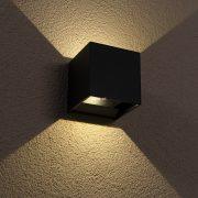 Sylvania 47813 Velite fali LED lámpa 5W 3000K 290lm IP54 94° 25000h 108x108x109mm
