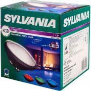 Sylvania PAR 56 12W 12V LED RGB, színváltós medence lámpa 0060540