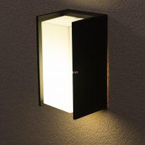 PHILIPS 16351/93/16 Ecomoods fali lámpa antracit 1xE27 max 75W