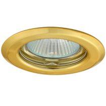 KANLUX ARGUS CT-2114-G Gx5,3 Fix Süllyesztett Spot arany