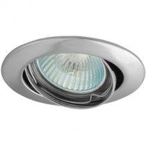 KANLUX VIDI CTC-5515-C Gx5,3 Billenthető Süllyesztett Spot alumínium ház, króm