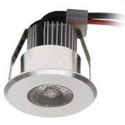 Kanlux Haxa power LED 1W 3000K 70lm 350mA 08103