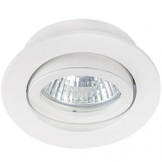 KANLUX DALLA CT-DTO50-W Gx5,3 Billenthető Süllyesztett Spot fehér
