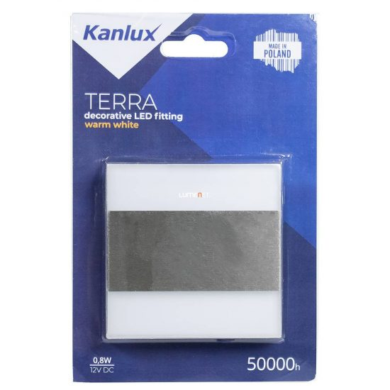 KANLUX TERRA LED 0,8W 12V WW 3000K 23102
