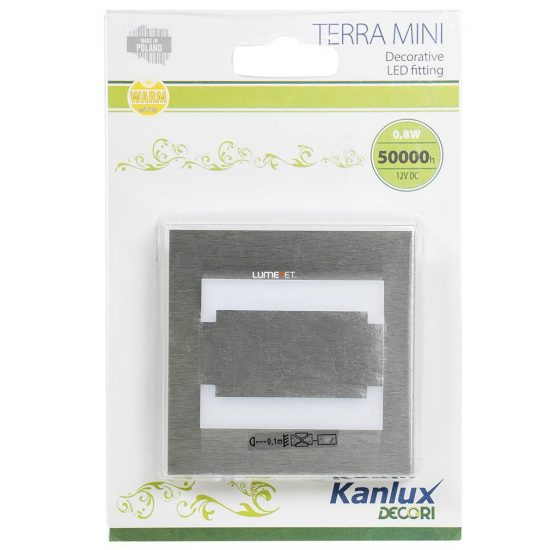 KANLUX TERRA MINI LED 0,8W 12V WW 3000K 23103