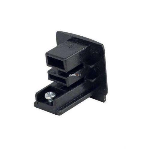 Nordic Global Trac XTS 41-2, végzáró elem, 3 fázisú lámpatest sínhez, fekete