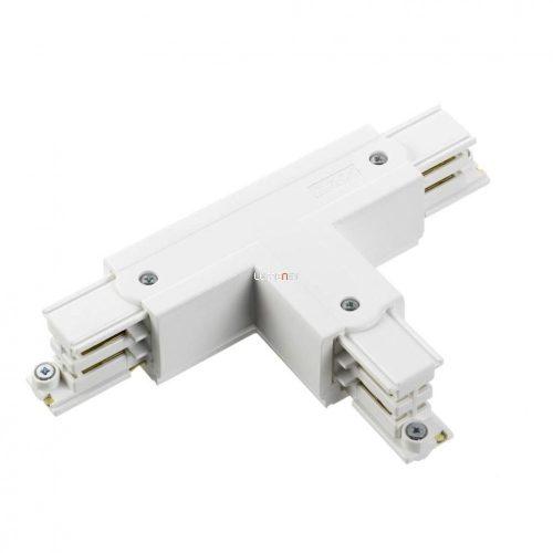 Nordic Global Trac XTS 36-3, 3 fázisú T alakú sínösszekötő, fehér
