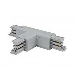 Nordic Global Trac XTS 39-1, 3 fázisú fordított T alakú sínösszekötő, szürke