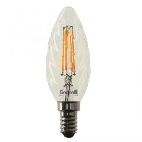 Beghelli ZafiroLED 4W E14 átlátszó LED 56412