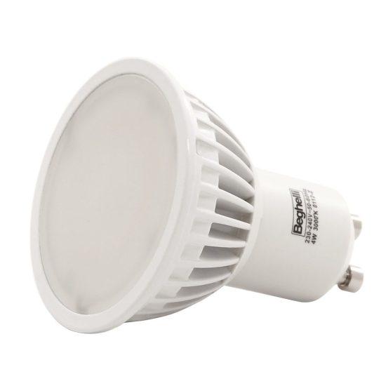 Beghelli Spot-GU10 ECO LED 8W/830 GU10 3000K 670lm 95° 56120
