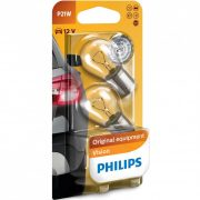 Philips P21W Original Vision 12498B2 2db/csomag