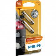 Philips Original Vision +30% 12866B2 C10W