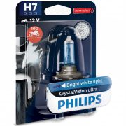 Philips Crystal Vision Ultra Moto 12972CVUBW H7