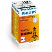Philips Original Vision +30% 9006PR HB4