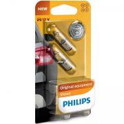 Philips Original Vision 12036B2 H6W jelzőizzó