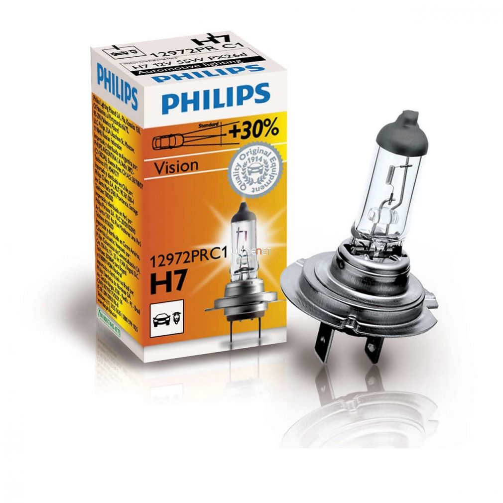 Philips H7 Vision 12972PRC1