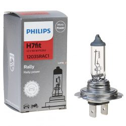 Philips Rally H7 80W 12V 12035RAC1 off-road