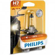 Philips MotoVision 12972PRBW +30% H7