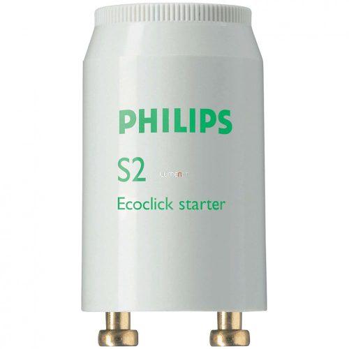Philips S2 4-22W SIN WH Ecoclick fénycső gyújtó