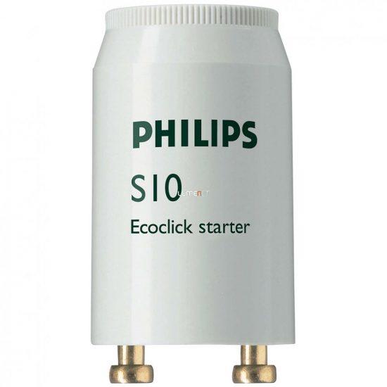 Philips S10 4-65W SIN WH Ecoclick gyújtó