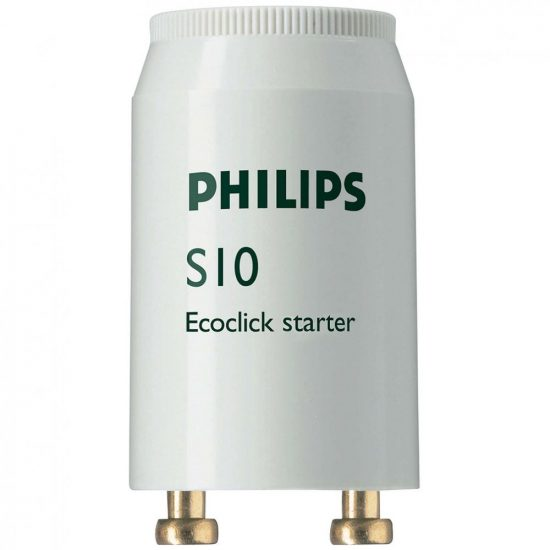 Philips S10 4-65W SIN WH ECOCLICK STARTER